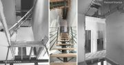 Transformation d'une maison d'habitation en centre de pathologie - Julie Béringué Architecte d'intérieur à Toulouse